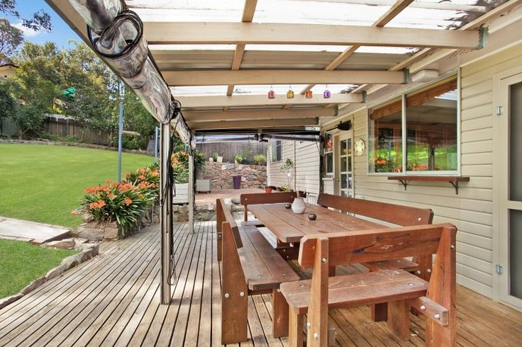 #deck #outdoorarea #weatherscreens #rankinpark #newcastle #youragency