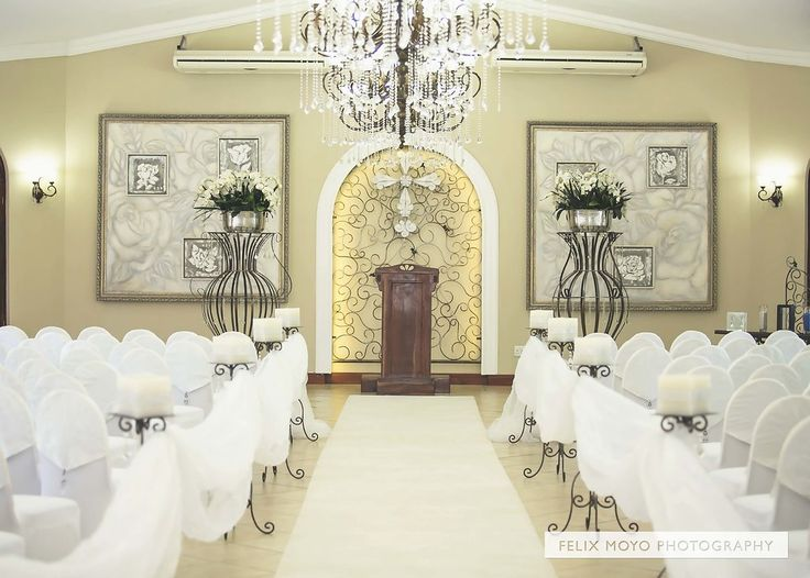 Main Venue Chapel - Chez Charlene Wedding Venue, Pretoria East, Gauteng
