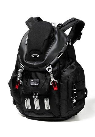 Black Oakley Kitchen Sink Backpack