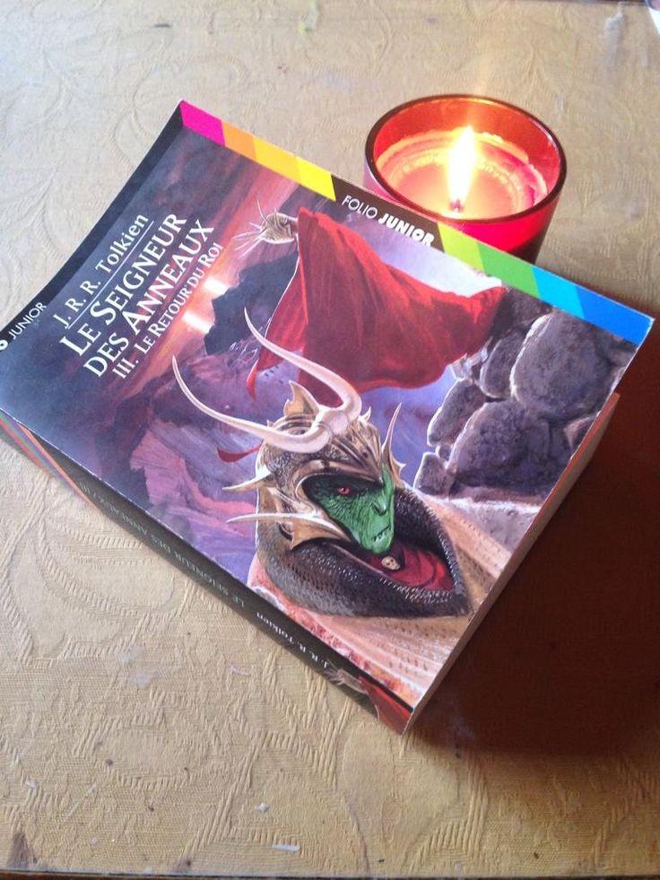 @ViateauClarisse : Le seigneur des Anneaux, tome III : Le retour du Roi de J. R. R. Tolkien
