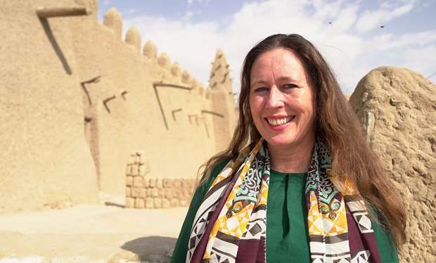 Who is Alice Morrison? Meet the woman exploring North Africa's salt roads in Morocco to Timbuktu: An Arabian Adventure