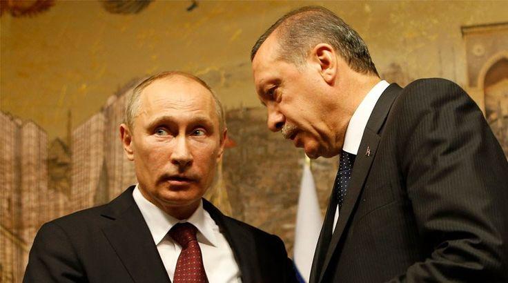Μετά από 7 μήνες -«Συγγνώμη» Ερντογάν σε Πούτιν για την κατάρριψη του ρωσικού Su-24