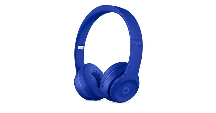 Up your game with this Beats Solo3 Wireless headphone from the Neighborhood Collection. Buy online now at apple.com.