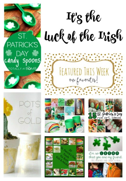 It's the Luck of the Irish!
