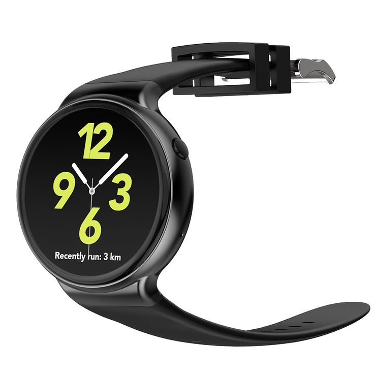 SZDLDT Smart Watch Phone Android 5.1 Wifi 1G+16G SmartWatch Round Heart Rate monitor Smart Wrist watch to be worn on wrist (Black). Android 5.1 O.S. Can be used as a wrist android cell phone,downloading famous apps,make calls,answer calls.etc. Heart rate monitoring,Used Advanced optical Heart rate sensor for more accuarte heart rate monitoring. Round Exquisite design,fashionable appearance.suitable for all kinds of peopel to wear. GPS antenna builit in,for the purpose of precise…