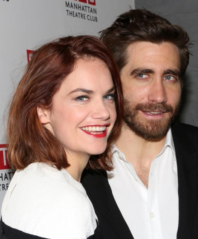Jake Gyllenhaal Ruth Wilson dating Harry dating 33 år gammel