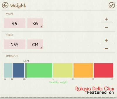 Aplikasi Period Calendar - Kalender Menstruasi - Della Azizah Munawar - 005 - 400 pxl - Google Play Store - Aplikasi Android
