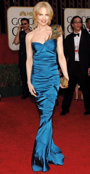 Nicole+Kidman+gown | Nicole Kidman in Gucci, 2005 - 200 Celebrity Looks We Love - Get Star ...