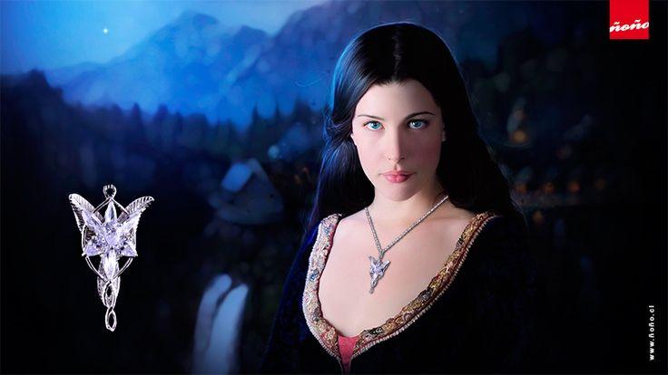 Arwen Undomiel, la estrella de la tarde