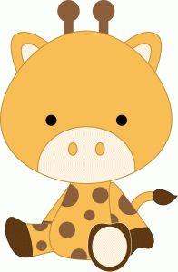 Silhouette Online Store - View Design #44417: giraffe