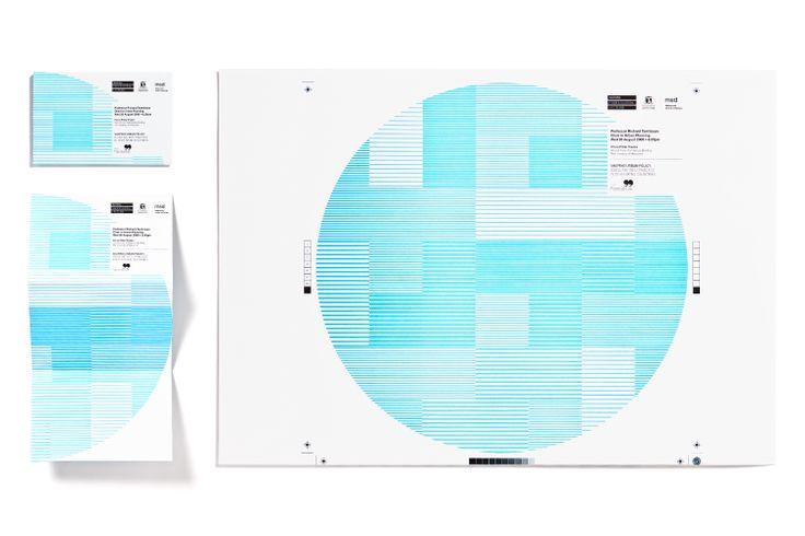 Melbourne School of Design: Visual Identity / Studio Binocular