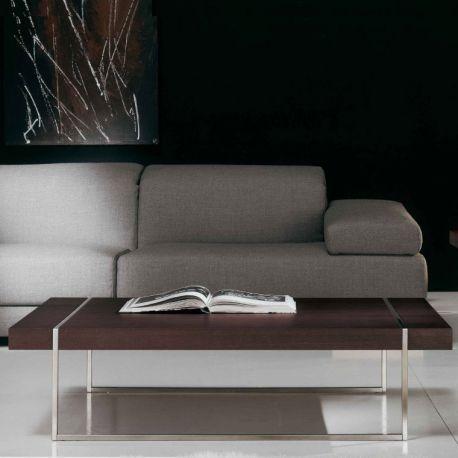 Table basse design, table de salon Mix Kendo