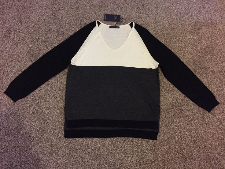 M&S COLLECTION MERINO WOOL BLEND Ladies Jumper UK12 EU40 BNWT RRP£37.50  | eBay