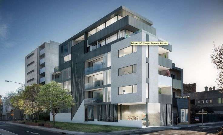Services at UA Creative provide you with beautiful 3D visualisation of your property development.