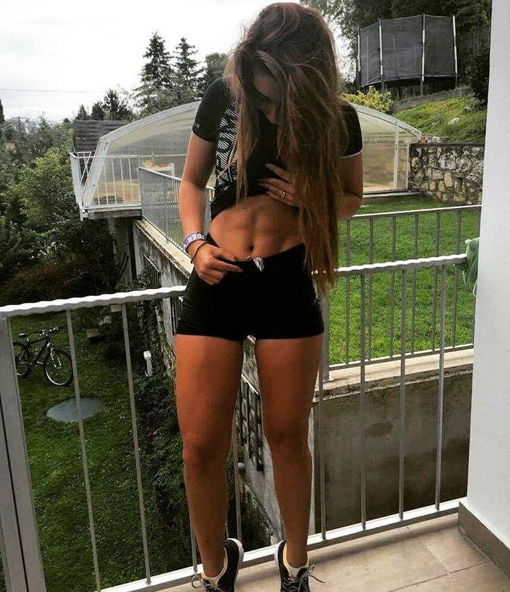 Szeressük pocakot❤️ #motivation #fitness #fitnessgirl