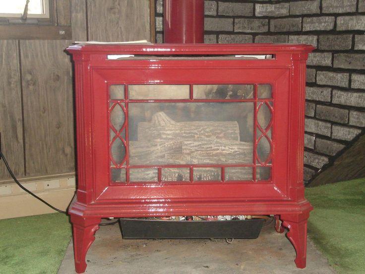 Wonderfire 2470 Propane Heating Stove Excellent Condition