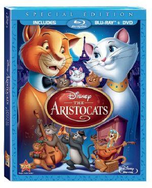 Коты-аристократы / The AristoCats (1970) онлайн смотреть мультфильм диснея в HD качестве
