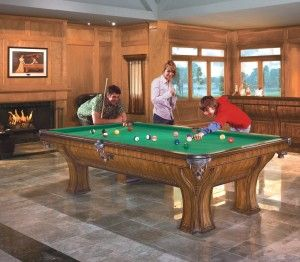 Pool Table Reviews: Brunswick Pool Tables