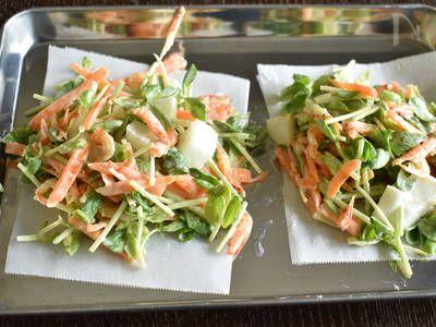 天ぷら粉不使用!野菜のかき揚げ by はっとりみどり | レシピサイト「Nadia | ナディア」プロの料理を無料で検索