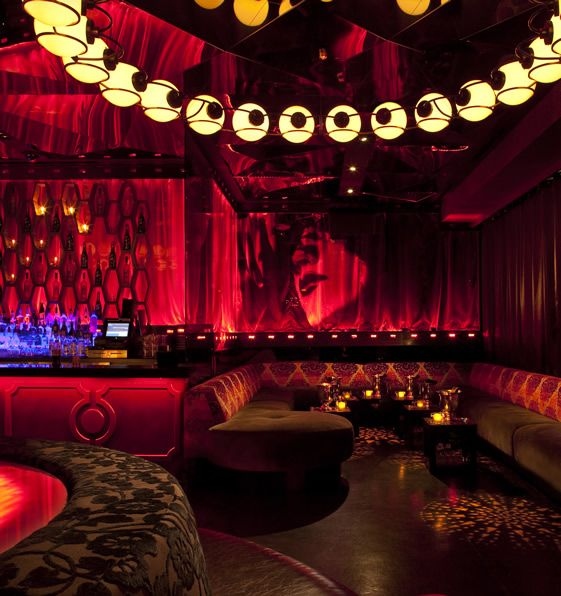 Vanity at Hard Rock Hotel, Las Vegas | We Heart; Lifestyle & Design Magazine