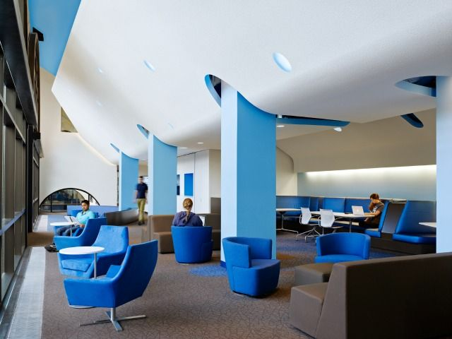 2014 Library Interior Design Award Winners Image Galleries ALA IIDA