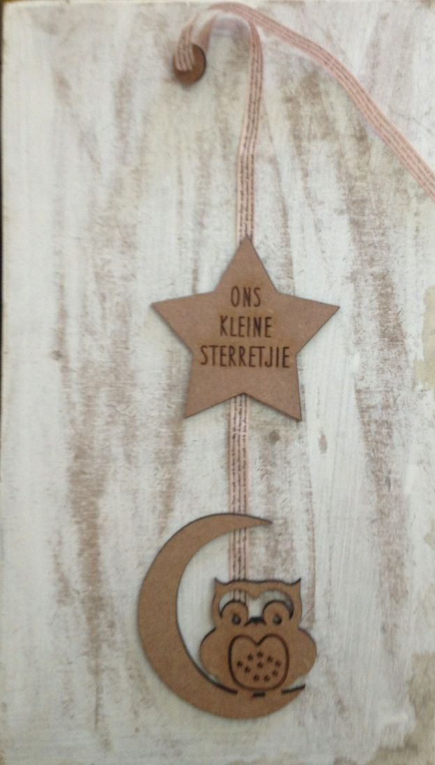 Nursery Mobile - Sterretjie