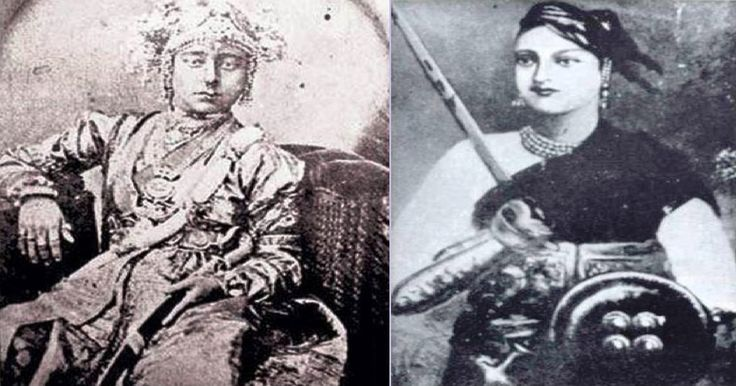 #Remembering Rani Lakshmibai – The Queen of Jhansi & the Gifted Freedom Fighter of India: #InspirerToday #BornOn19November #Biography #BeAnInspirer