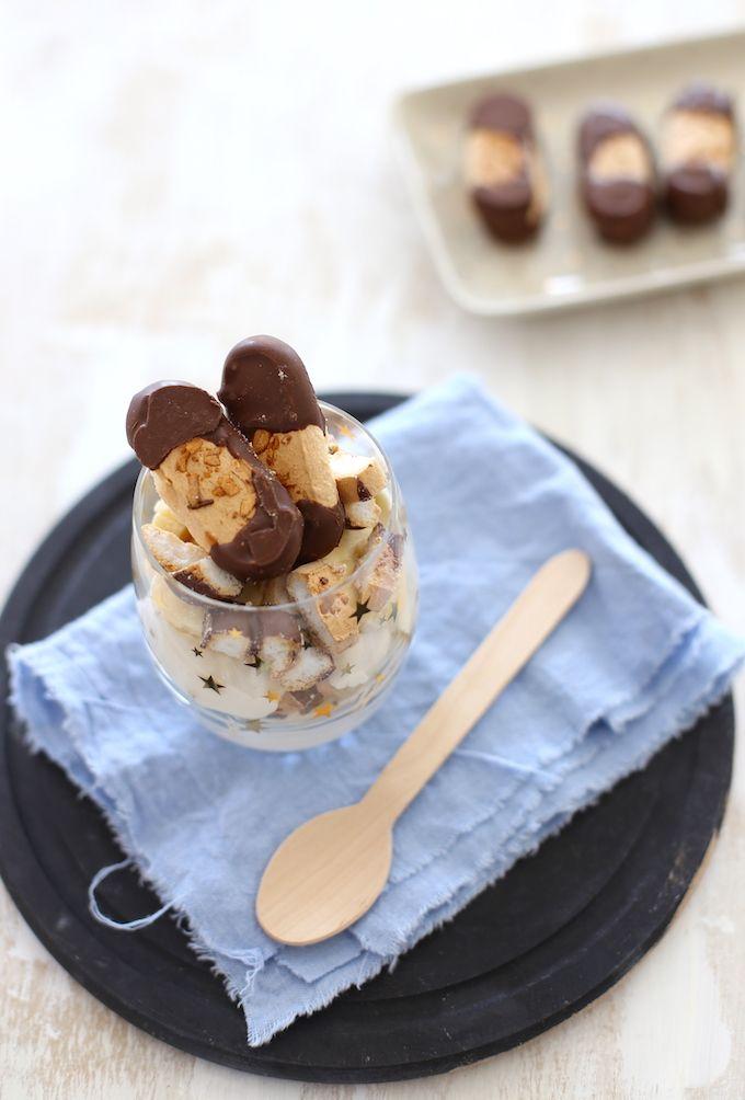 Trifle met bokkenpootjes