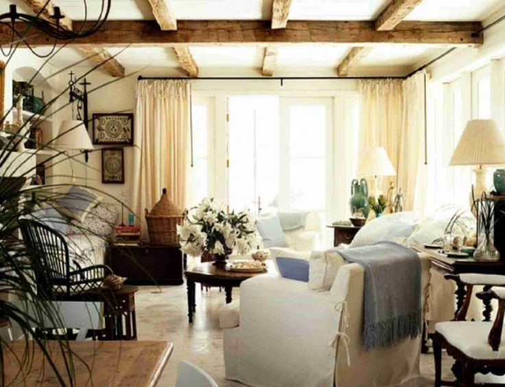 demure victorian tropical - Tropical Interior Design Living Room