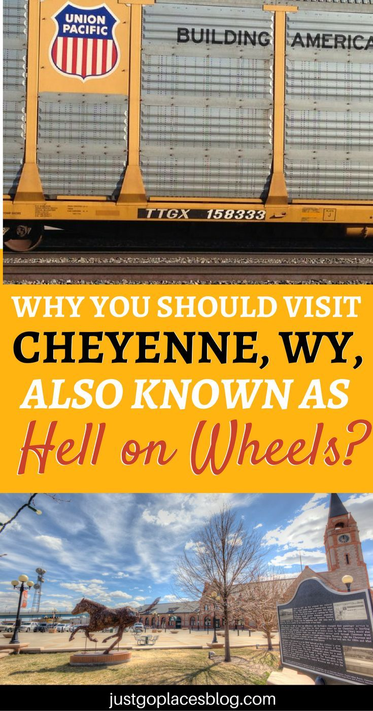 Cheyenne, Wyoming has many things to do with kids so be sure to visit the town formerly known as Hell on Wheels on your next Wyoming Road Trip, you won't regret it!!! #Cheyenne #Wyoming #RoadTripUSA –via @justgoplaces