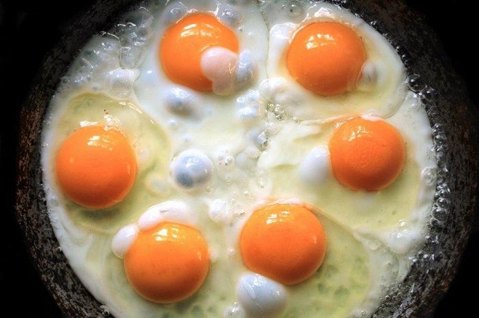 Protein is a major constituent of hair, so you have to eat protein-based meals like eggs to maintain your healthy hair growth and hair health.