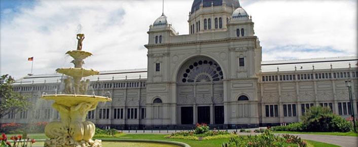 Museum of Victoria - Royal exhibition Building
