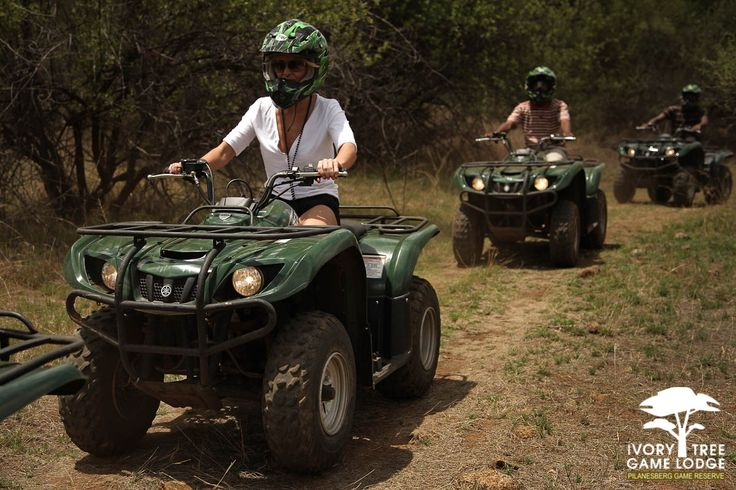 Ivory Tree Game Lodge -  Quad bike adventure