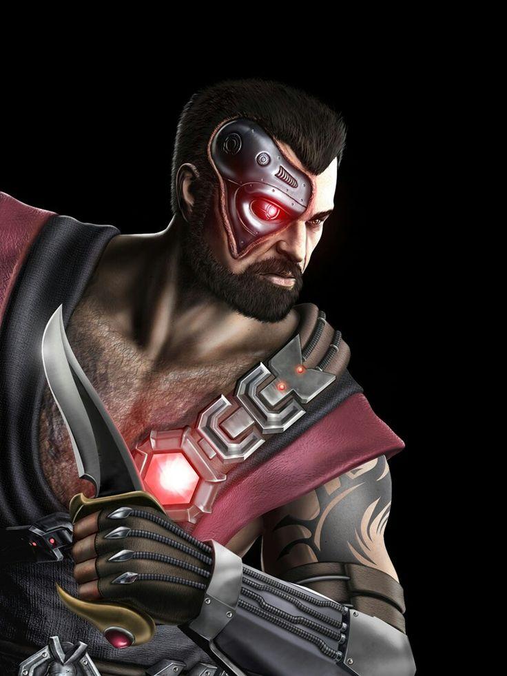 Kano Mortal Kombat  Mortal Kombat  Mortal Kombat, Mortal -3627