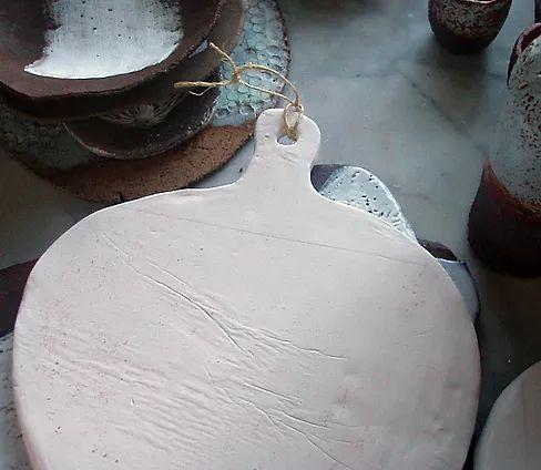 slab and slub, handmade ceramics, shibori, alison fraser