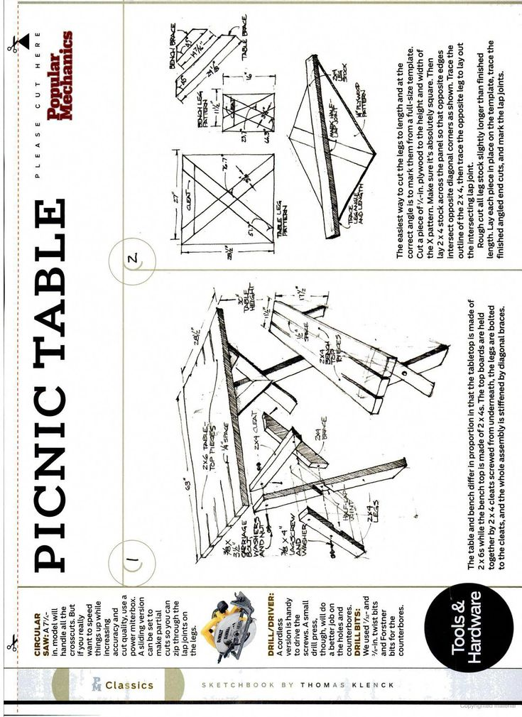 Popular Mechanics Woodworking Plans