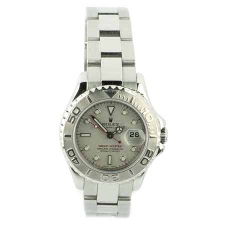 Jewellery and Gold. Rolex Ladies Yacht Master,yachtmaster Steel Model 169622, for sale at Jewellery and Gold, 20 wellgate, rotherham, south yorkshire, uk