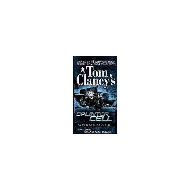 Tom Clancy's Splinter Cell (Paperback) by Tom Clancy
