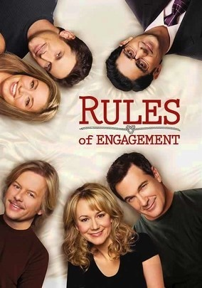 Rules of Engagement - where I learned to like David Spade!