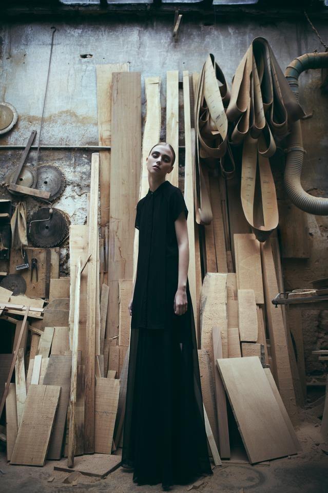"pylore: "" Alexandra Tikerpuu photographed by Nhu Xuan Hua """