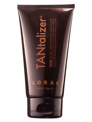 LORAC TANtalizer Deep Body Bronzer