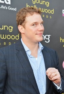 Chris Pratt from Parks & Recreation is adorable.