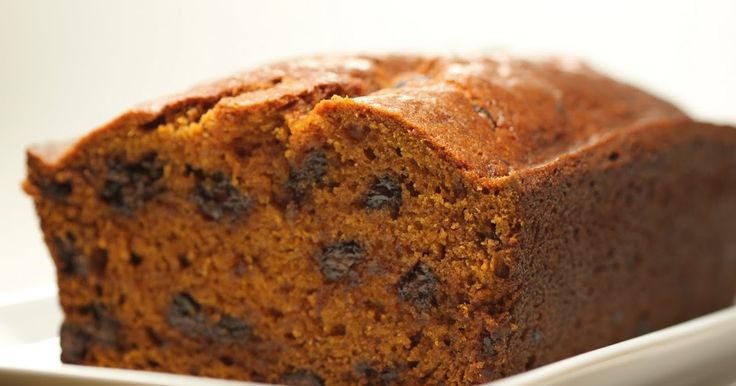 Baked Series: Pumpkin Chocolate Chip Loaf