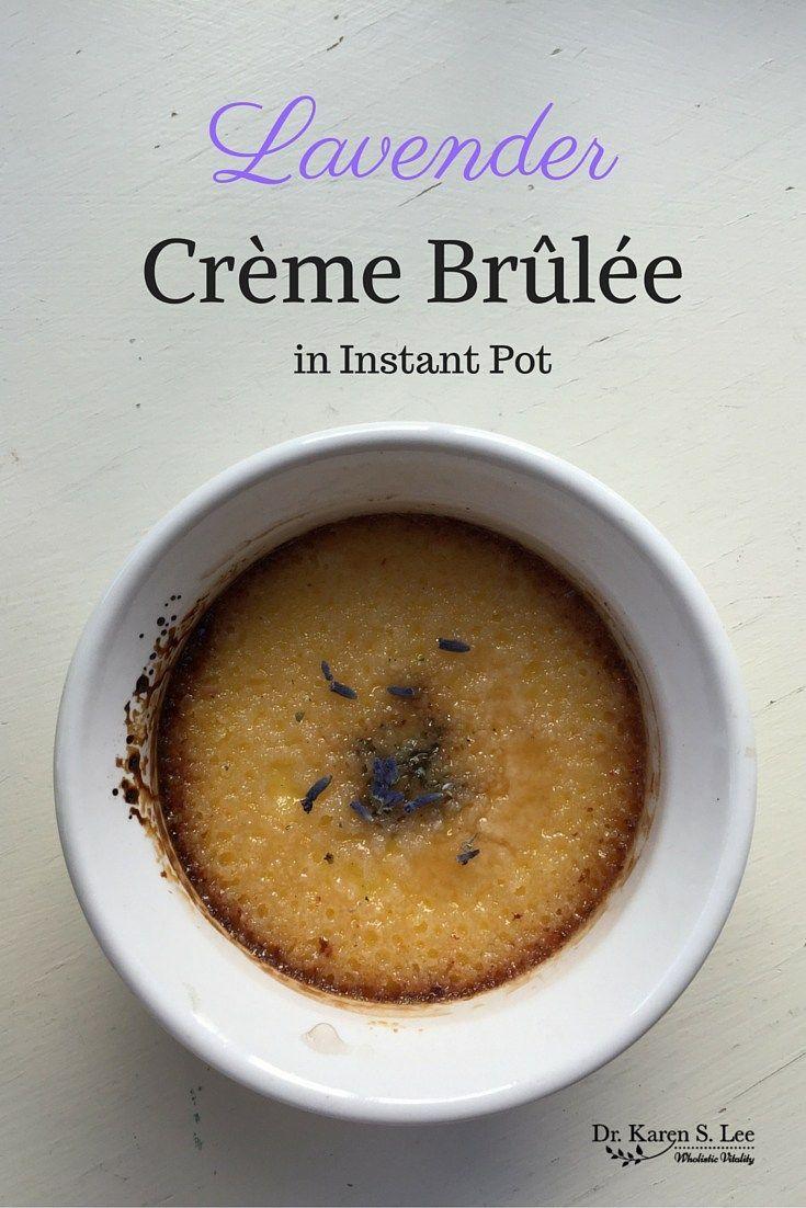 Lavender Creme Brulee Pin: