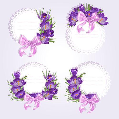 flower border vector - Google'da Ara