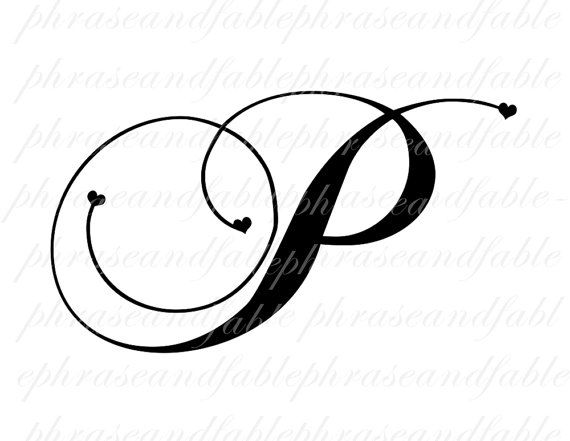 Best 25+ Letter p tattoo ideas on Pinterest Script tattoo fonts - p&l template