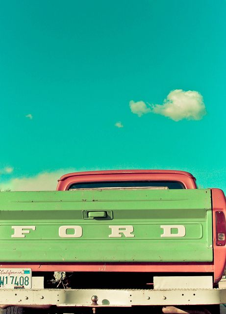 Ford awesomeness.