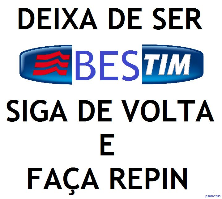 No besTIM SdV and Repin