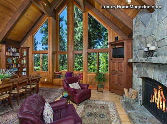 177 Best Images About Lake Tahoe Truckee Luxury Home