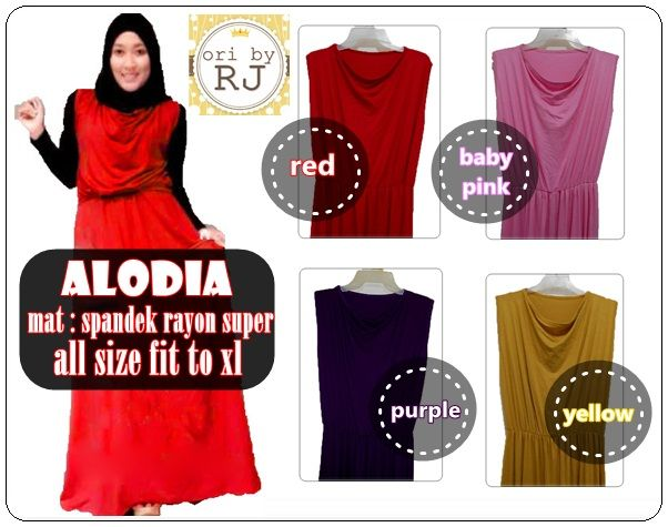 DRESS ALODIA :http://konveksiana.com/shop/dress-dan-long-dress/dress-alodia-2/